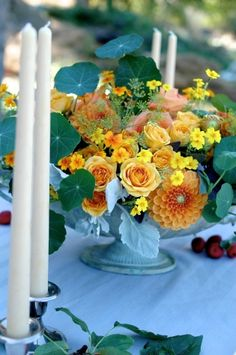 fall wedding flowers from clare day flowers | claredayflowers.ca