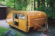1947 Cabin Car***Research for possible future project.