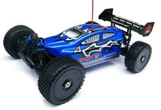 Redcat Racing Backdraft 8E Buggy 1/8 Scale Brushless Electric (With 2.4GHz Remote Control)