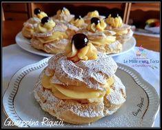 Sicilian Recipes, Best Italian Recipes, Italian Desserts, Mini Desserts, Vegan Sweets, Sweets Recipes, Cookie Recipes, Churros, Nutella
