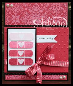 Pink Buckaroo Designs: Patterned Occasions
