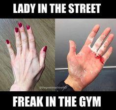Gym rat                                                                                                                                                                                 More