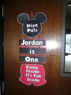 Mickey and Minnie Mouse Birthday Party Ideas | Photo 31 of 55