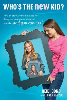 Who's the New Kid? {Litfuse Book Review} this is a great book for anyone who is or has suffered from being overweight.  A great read and very inspirational.  #litfusereads