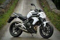 Kawasaki ER6n #kawasaki #motorcycles