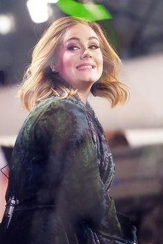 Adele at 'TODAY Show' (nov. 25)