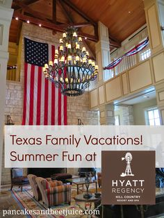 Best Texas Family Vacations - Hyatt Hill Country Resort Review