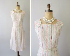 Vintage 1950s Pat Perkins Sundress by RaleighVintage on Etsy