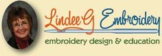 Machine Embroidery: LindeeG Embroidery Design & Education Sunni this is for you with extra info for Mac users