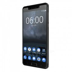 Nokia 6, Tempered Glass Screen Protector