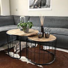 Couchtisch Set Luna Mangoholz (2er Set) Table, Furniture, Home Decor, Shopping, Decorating Coffee Tables, Decorating Rooms, Cottage Chic, Ad Home, Decoration Home