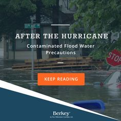 We explore how hurricanes can lead to contaminated flood water, and what precautions returning homeowners may consider.