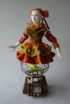 Marlaine Verhelst   National Institute of American Doll Artists