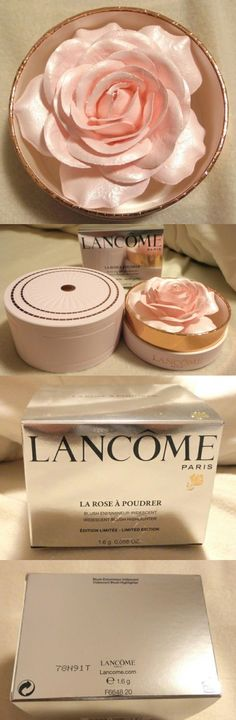 Bronzers and Highlighters: Lancome ? La Rose Blush Poudrer Powder Highlighter Ready To Ship ? Free Ship! BUY IT NOW ONLY: $94.99