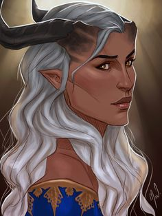 Ana Adaar for thatbritishlass! Thanks for commissioning me, dearie!