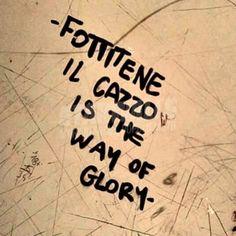 Scritte sui Muri | Modi di vivere
