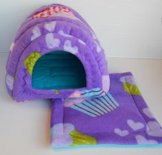Cavy Shack in For the Love of Cupcakes by PeeweesPiggyPalace, $35.00