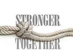 ~Stronger · Together~