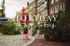 christmas holiday traditions activity list Anita Perminova Amsterdam Photographer