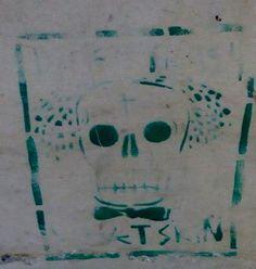 Viajar e descobrir: Portugal - Leiria - Stencil street