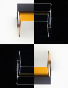 Play with symmetries. Trix coffee table