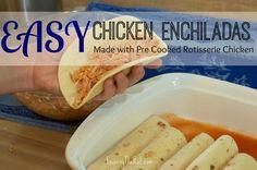 Easy-Chicken-Enchiladas-Banner