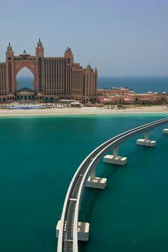 Dubai Atlantis Hotel #dubai #uae #travelling