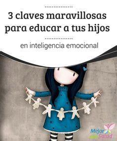 3 claves maravillosas para educar a tus hijos en inteligencia emocional A pesar de que la mayoría de nosotros conocemos los conceptos que definen la inteligencia emocional gracias a Daniel Goleman, cabe decir que este enfoque ya apareció en los años 40.