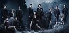 The Vampire Diaries, par Marion.