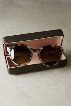 ett:twa northerner sunglasses / anthropologie