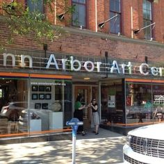 "Ann Arbor, MI..  {I could definitely live in AA for like a year, maybe go there right after school & get an apartment & a nice art job for a while...to get a little of the 'city experience""} :)"
