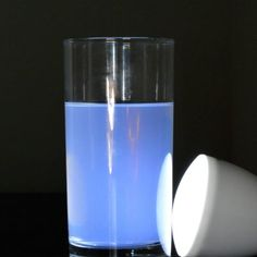 Why is the sky blue science experiment