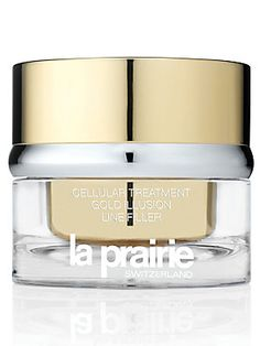 Dramatic #lines - Reduce your lines with La Prairie Cellular Treatment Gold Illusion Line Filler #laprairie