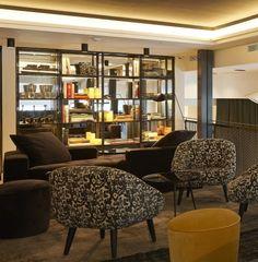 Hotel The Serras Barcelona ***** | PÁGINA WEB OFICIAL | Hotel 5 estrellas en Port Vell en Barcelona