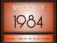 Reflections Of 1984 ? ?  [90 Songs] - YouTube