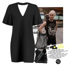 """""""5sos 10 Day Challenge: Day 2"""" by lifesucks-musichelps ❤ liked on Polyvore featuring See by Chloé, Converse, Athleta and Boohoo"""