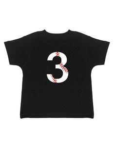 Baseball Birthday T-Shirt preshrunk cotton Birthday Shirt Baseball Birthday Third Birthday Birthday Outfit 3 Year Old Birthday Three Birthday Baseball Birthday, Third Birthday, Birthday Shirts, Funny Shirts, Trending Outfits, Mens Tops, T Shirt, Etsy, Fashion