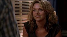 Hilarie Burton - Peyton Sawyer-Scott #9: Because she was all curly hair and venom, just how we like it.