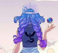 queenjz13's #teammystic Weheartit Image created at 06.08.2016 10:19 - Team Mystic FTW