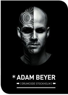Adam Beyer presenta Drumcode Radio!