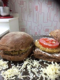 Hambúrguer Vegetariano de Grão-de-Bico - Episódio 38 - Receitas da Mussinha