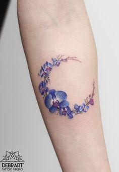 40+ Best Tattoos from Amazing Tattoo Artist Deborah Genchi #AwesomeTattoos #beautytatoos