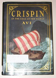 Crispin: At the Edge of the World Disney-Hyperion