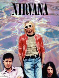 Nirvana was an extremely popular grunge band in the 1990's. The genre of grunge exploded in the music industry during this decade and impacted a lot of the rock music we listen to today.