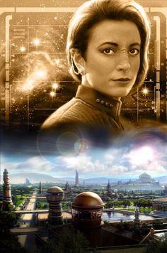 Worlds of Deep Space Nine - Bajor