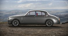 How the Jaguar Mk2 should have looked, according to Ian Callum | Classic Driver Magazine