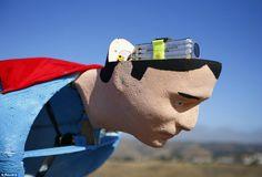 Pesawat Kawalan Jauh Yang Awesome, Inspirasi Dari Watak Adiwira