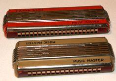 Music Master harmonicas