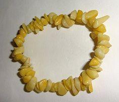 "Promotion *(Buy 2 Get 1 Free) 1 Natural Yellow Jasper Healing Crystal Chip Gemstone 7"" Stretch Bracelet Sublime Gifts http://www.amazon.com/dp/B00UDY3PHS/ref=cm_sw_r_pi_dp_jG5-ub1SS1YWC"