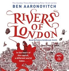 """Marrying genres can be a difficult job especially when they they are not usually considered the best bedfellows. However when the two strands come together they can create a spark of """"Magic"""" and that is an apt way to describe Rivers of London. The mix of fantasy and crime allows a modern police procedural to take on a twist that puts its central character Peter Grant in a world he does not know. We share his voyage of discovery giving us an attachment to Grant"""